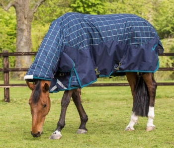 Mark Todd Foldable Neck Rug Mediumweight